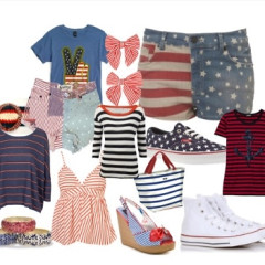 What To Wear This Fourth Of July Weekend!