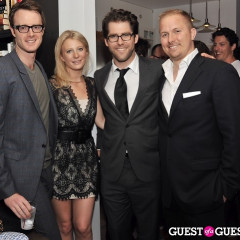Georgina Chapman & Friends Catch A Flick At May 13 Films Movie Launch Party