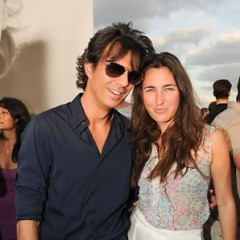 David Yurman's Annual Rooftop Soiree: Sunset Over The Hudson