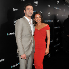 Last Night's Parties: Justin Timberlake & Mila Kunis Do Friends With Benefits; Martha Stewart Celebrates A Birthday