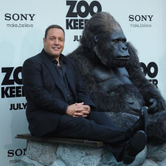 Last Night's Parties: Kevin James, Rosario Dawson Have A Wild Time At