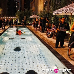 UPDATED: Gansevoort Rated Dirtiest Pool In The City. Five Pee-Free Options For Hotel Swimming