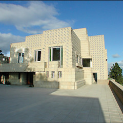 Ron Burkle Swoops Up Frank Lloyd Wright's Ennis House For 30% Of Original Price