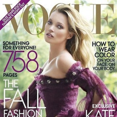 In Vogue: Kate Moss' Greatest Covers Throughout The Years