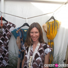 Julia Chaplin Talks To Us About Gypsetting, Montauk, And Her Debut Of