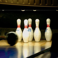 Train Station Turned Bowling Alley: Grand Central Receives Temporary Makeover