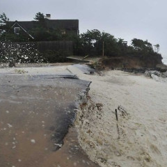Beach Erosion Is Labor Day Party Foul In The Hamptons