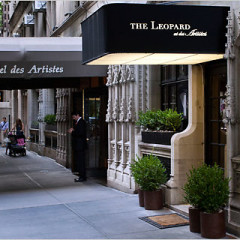Latest 'It' Spot To Eat: The Leopard At Des Artistes, The Old Cafe Des Artistes