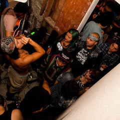 Inside East L.A.'s Underground Punk House Party Scene