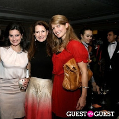 The 2011 World Monuments Fund Hadrian Award Gala After Party Celebrates At La Mar Cebicheria
