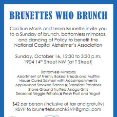 You're Invited: Brunette Brunch At Policy With Cori Sue Morris