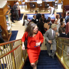 Brooks Brothers Opens In Georgetown With A Party!