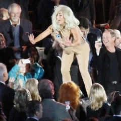 Last Night's Parties: Lady Gaga Serenades Bill Clinton In L.A.