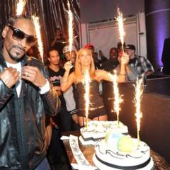 Snoop Dogg Celebrates His 40th Birthday!