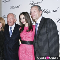 Camilla Belle, Mia Moretti & Caitlin Moe Celebrate Chopard Boutique's Re-opening