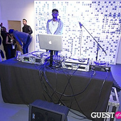 Ronnie Fieg And Puma Celebrate The Kith Flagship Store Launch With A Live Performance By Theophilus London