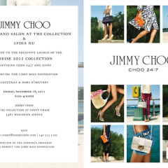 DO NOT MISS: Hela Spa And Salon Party At Jimmy Choo With Lydia Hu This Friday