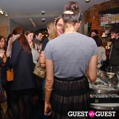 Ann Dexter Jones, Charlotte Ronson, And Ashley Turen's Holiday Fashion Fete
