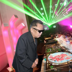 DJ Kim Jong Il Dropping The Base!