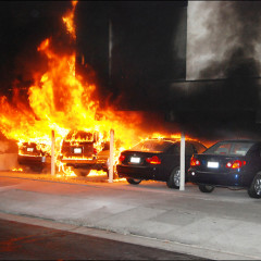 In Photos: Hollywood Arson Fires, The Lastest In L.A.'s History Of Bizarre True Crime
