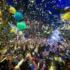 Last Night's Parties: A Raging 2012 From The Bright Lights Of Vegas, To The Beaches Of Brazil
