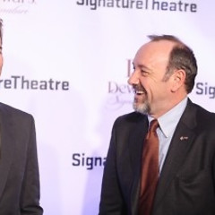Last Night's Parties: Kevin Spacey And Edward Norton Attended Signature Center Opening Gala, And Ethan Hawke Celebrated