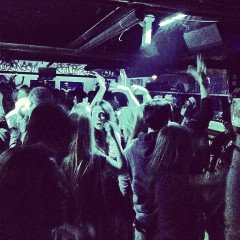 Last Night's Parties: Skrillex Plays A Secret Show At W.I.P, Elijah Wood Is The Best DJ Ever