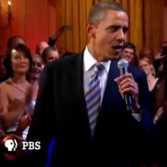 Obama, Mick Jagger Croon At The White House For