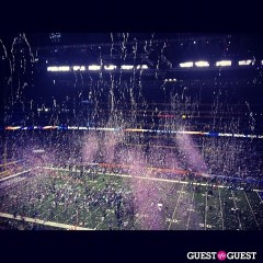Photo Of The Day: The New York Giants Win The 2012 Super Bowl!