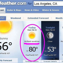 Another Reason To Be Glad You Live In L.A. (And Not NYC) Today