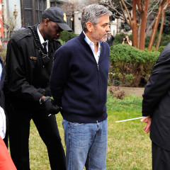 George Clooney: From The White House To A DC Jail Cell In One Visit To Washington