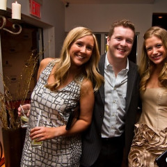 The Gold Gala At Union Square Ballroom And Lounge