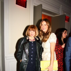 Last Night's Parties: Anna Wintour Celebrates The Launch Of