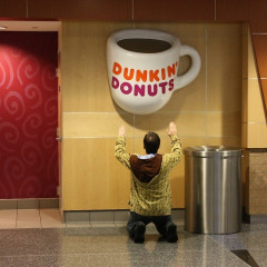 SoCal's First Dunkin' Donuts Is Coming- To Camp Pendleton (But Does It Suck?)