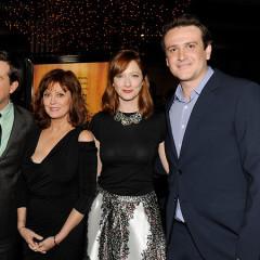 Last Night's Parties: Ed Helms, Jason Segel Attend A Premiere,