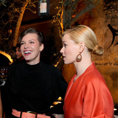 Last Night's Parties: Milla Jovovich, Malin Akerman & Elizabeth Banks Go Furniture Shopping, Jaime King Stands Up To Cancer With Saint Vintage, Kim Kardashian Gets Flour Bombed & More!