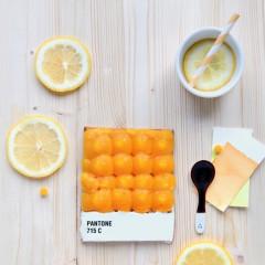 Make Your Desserts Colorful With Pantone Dessert Tarts