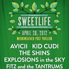 Sweetlife Festival Lineup Announced! Presale Begins Tomorrow