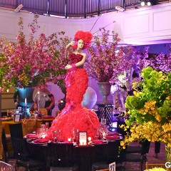 Photos: Highlights From The New York Flower Show