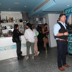 Raven Denim Holds A/W 2012 Preview... And Glenn O'Brien DJs At Dream Hotel's Ava Lounge