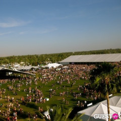 Your Map To The Stages, Bars And Tents Of The 2012 Coachella Festival Grounds