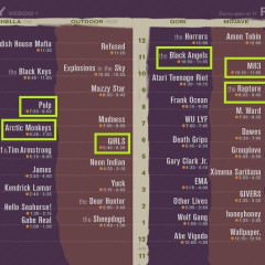 Coachella 2012 Set Times Revealed! Let's Plan Our Stage-Hopping