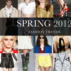 Spring Is In The Air! 5 Must-Have Trends For This Season