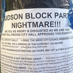 Sorry For Partying?: Hudson Block Party Neighbors Are *PISSED* (But It Was Seriously Good Times)