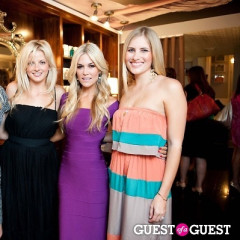 Book Party For Tinsley Mortimer's Southern Charm At Nectar Skin Bar