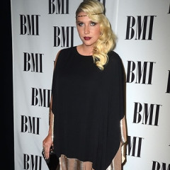 Last Night's Parties: Ke$ha & Lou Adler Dress (Relatively) Normal For The BMI Pop Awards, Supernatural Announces The