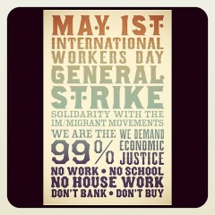 Occupy Wall Street Returns For May Day