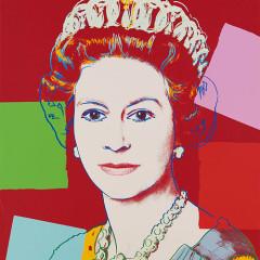 The Queen's Diamond Jubilee, Celebrated In Art