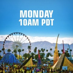 BREAKING: Coachella 2013 Dates Announced For Two Weekends, Ticket Presale Begins THIS WEEK