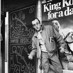 Daily Style Phile: Celebrating The Life Of Keith Haring On His Birthday